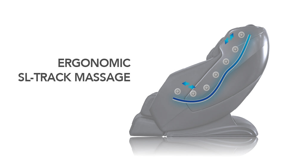 Ergonomic SL-Track Massage