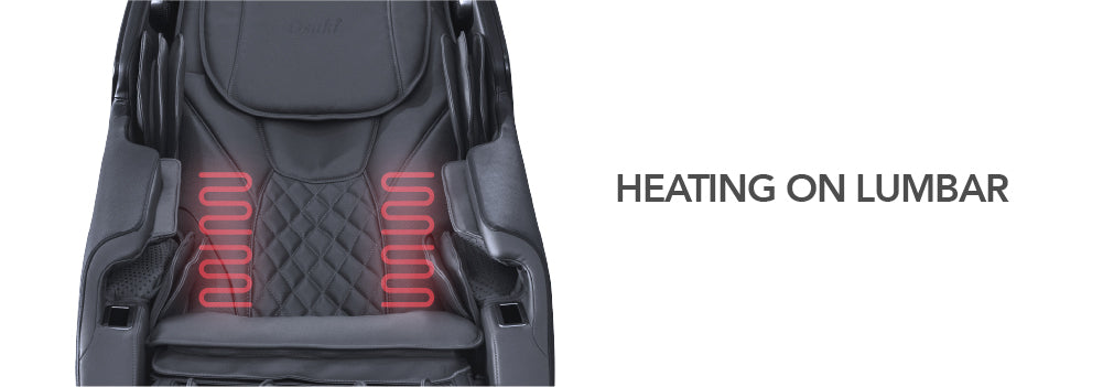 Heating on Lumbar