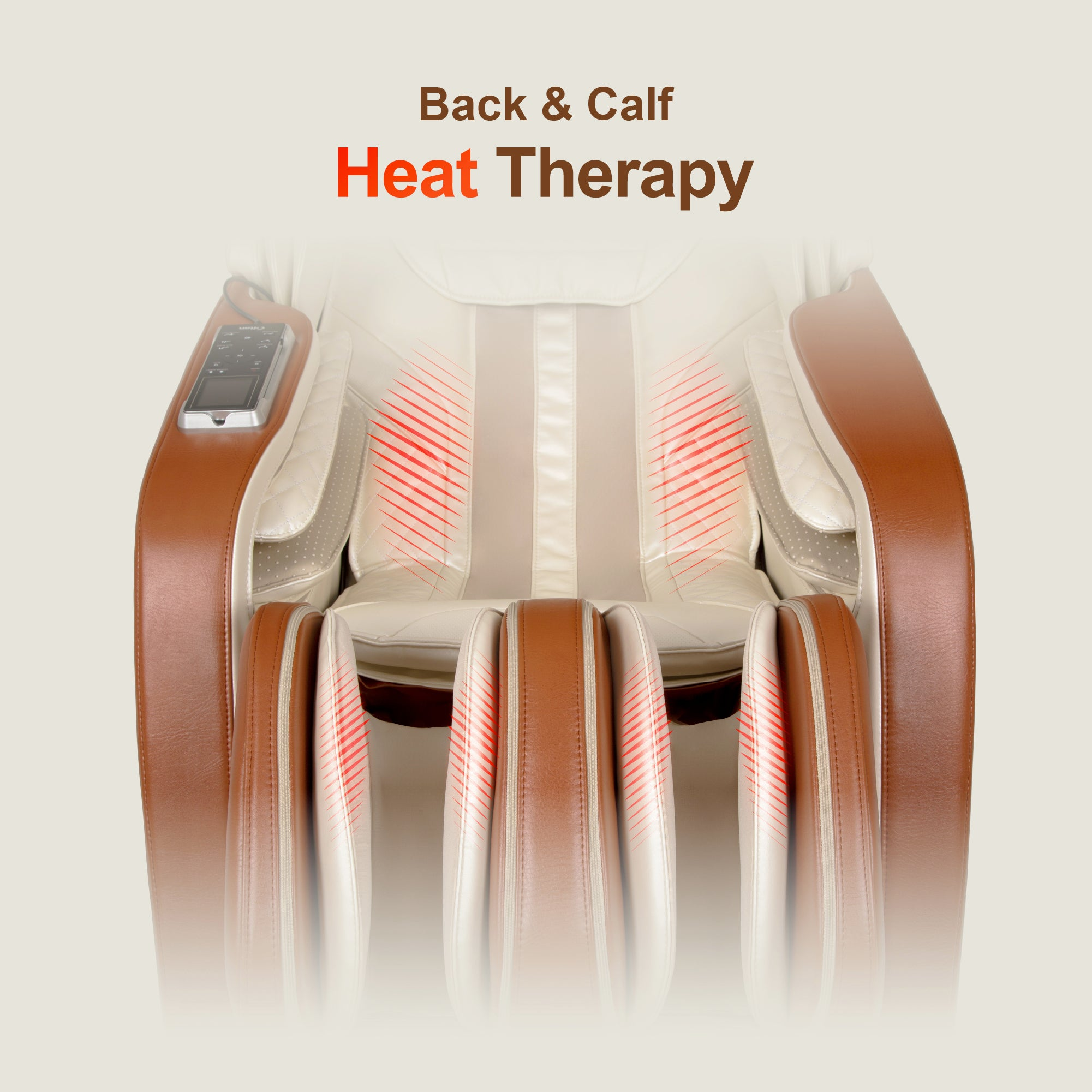 Back and Calf Heat Theraphy