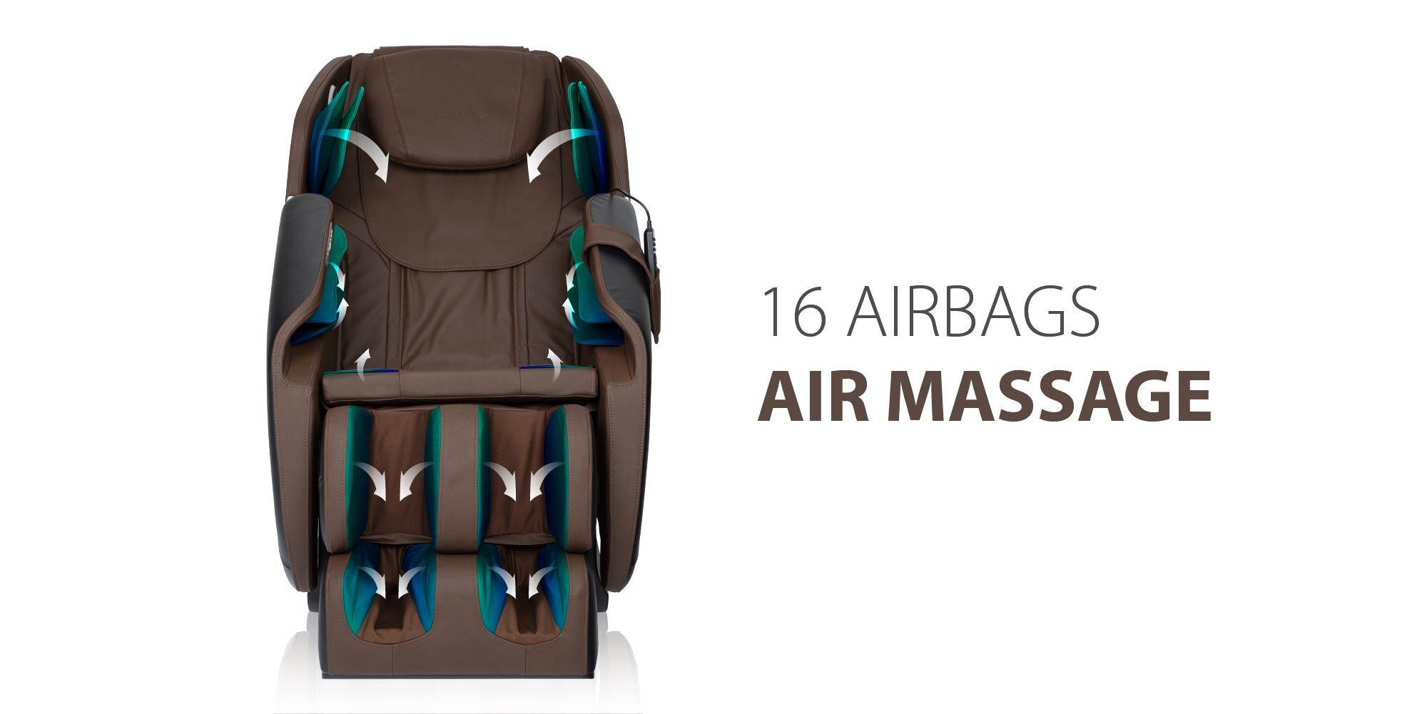 16 Airbags Air Massage