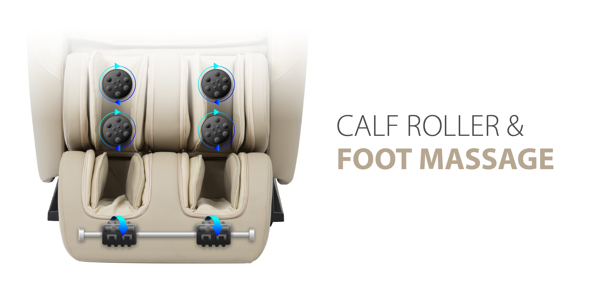 Calf Roller & Foot Massage