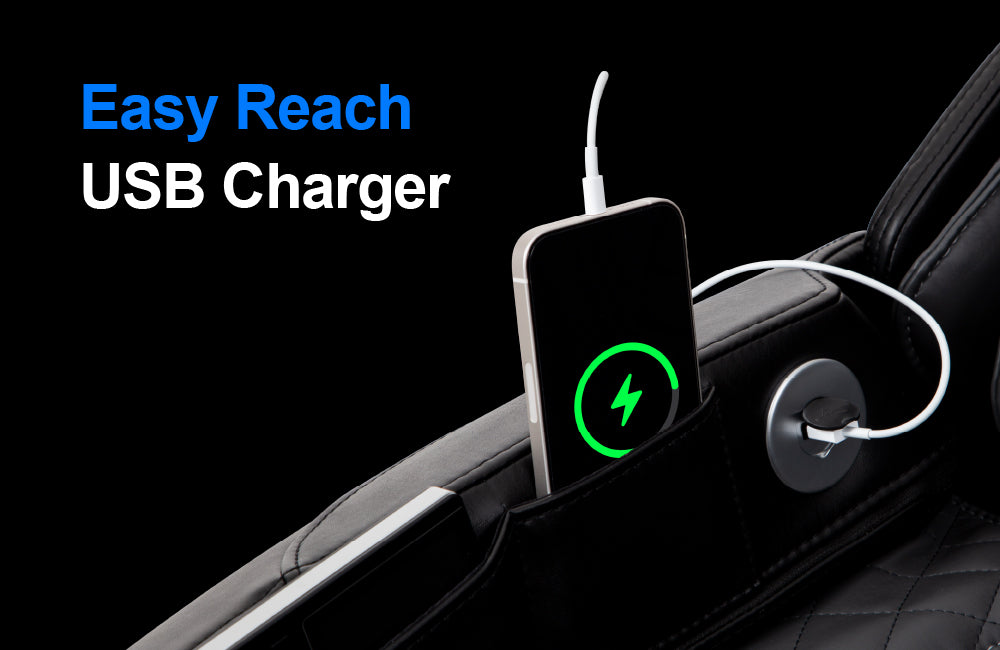 Easy Reach USB Charger