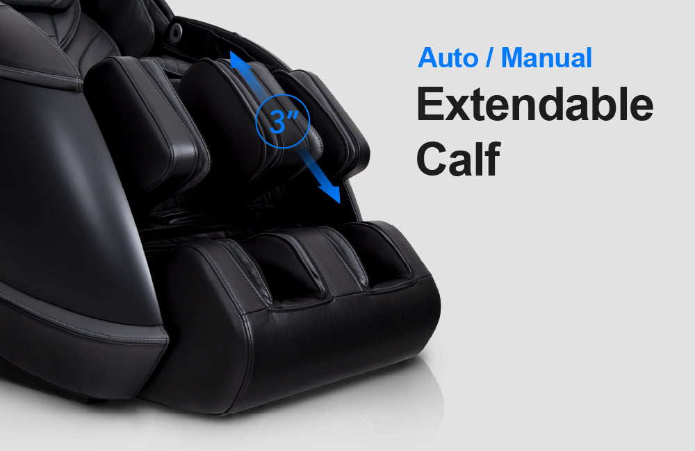Auto and Manual Extendable Calf