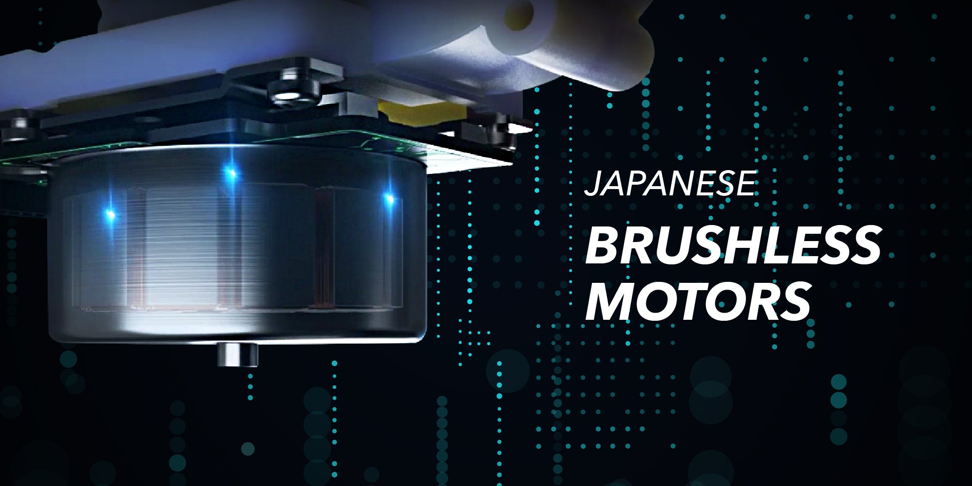 Japanese Brushless motors