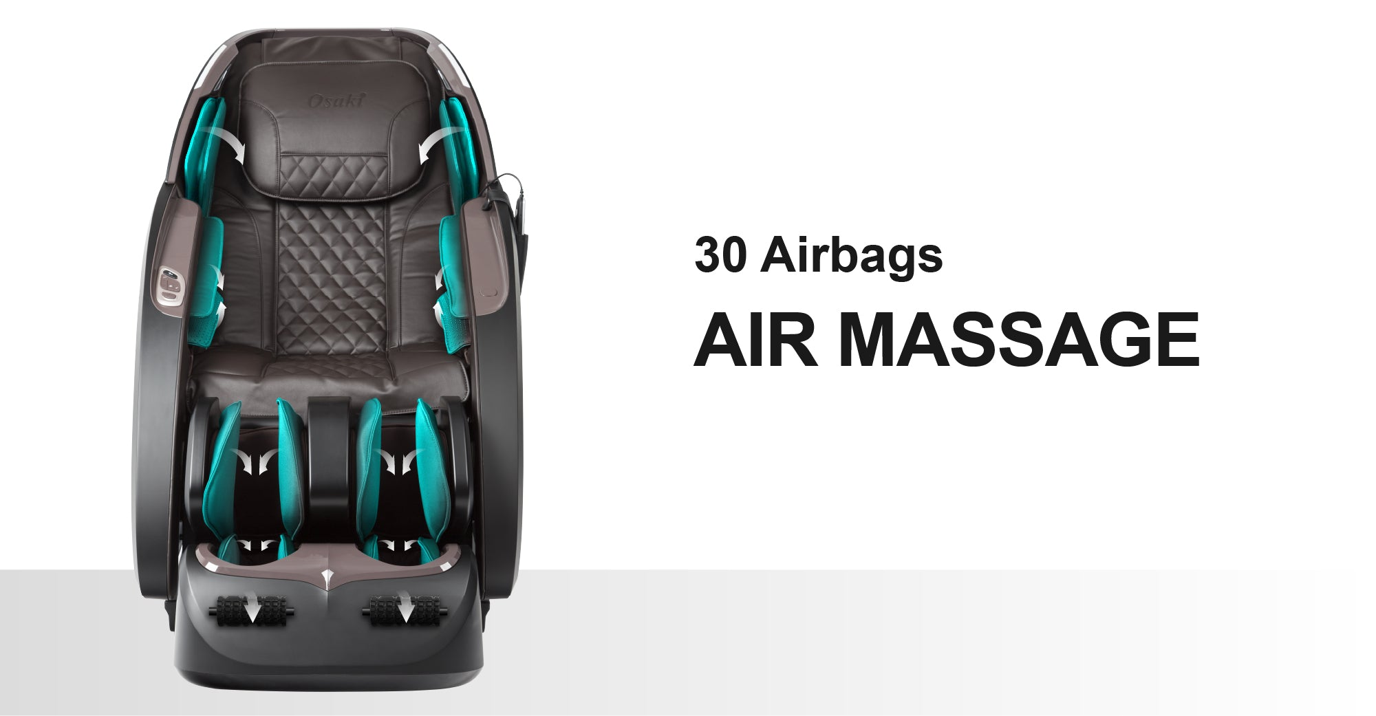 30 Airbags Air Massage