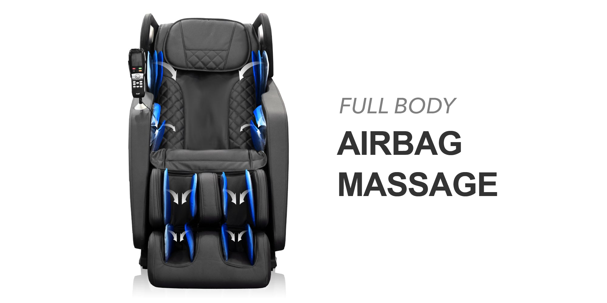 full body airbag massage