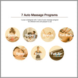7 Auto Massage Programs