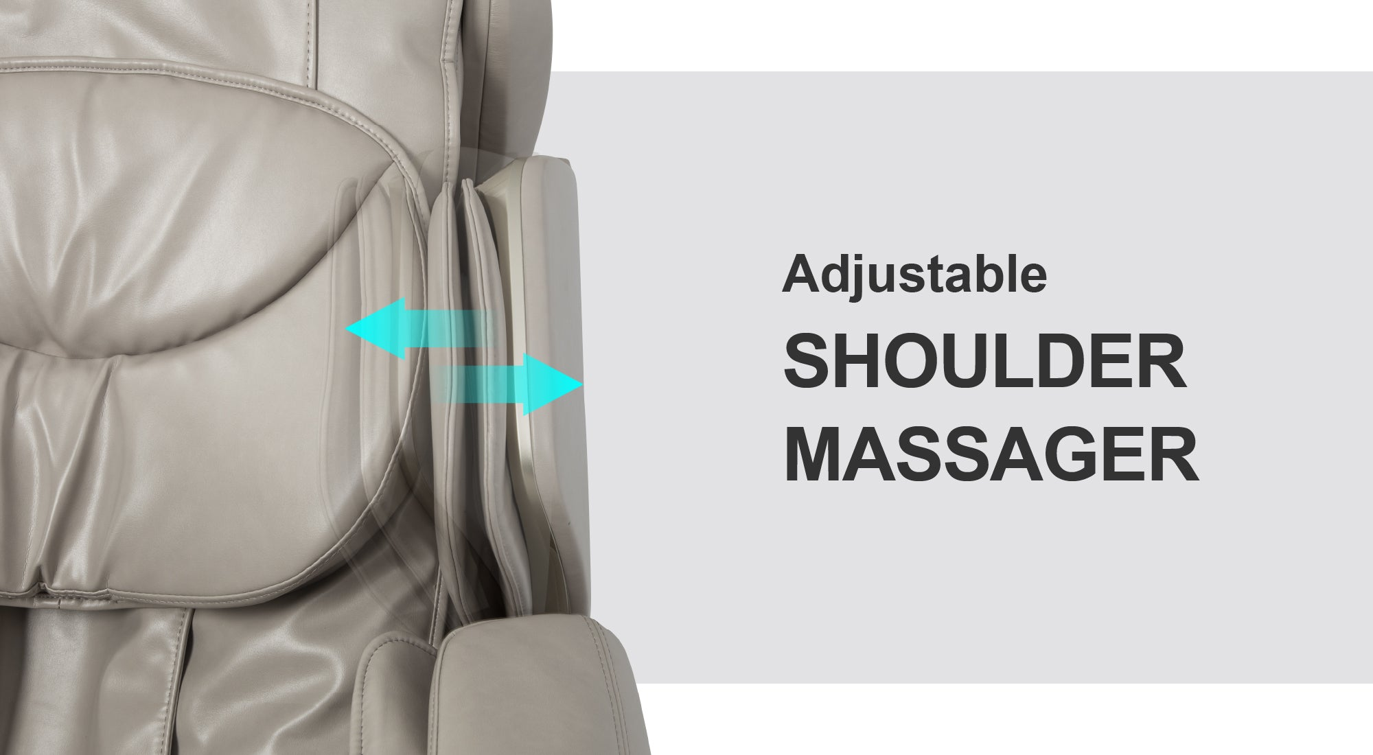 Adjustable Shoulder Massager