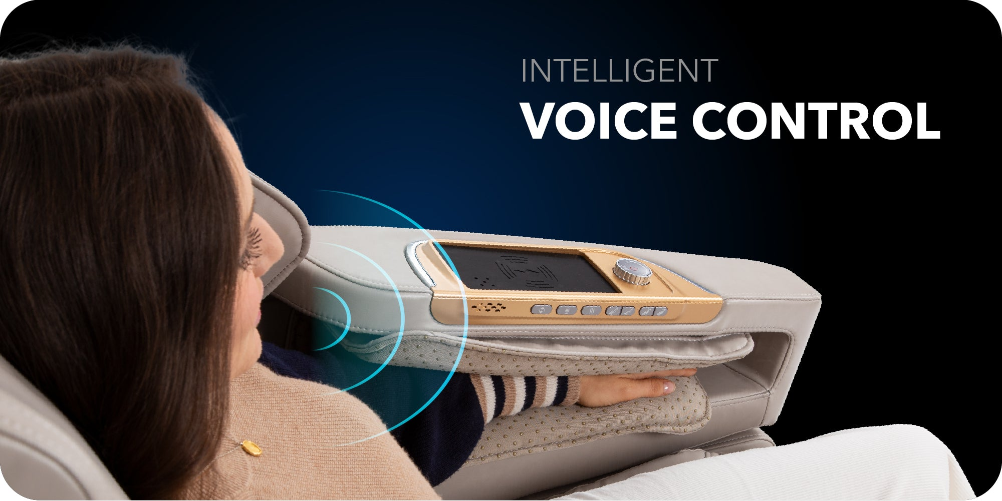 Allure offer voice control feature
