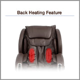 Back Heating Feature
