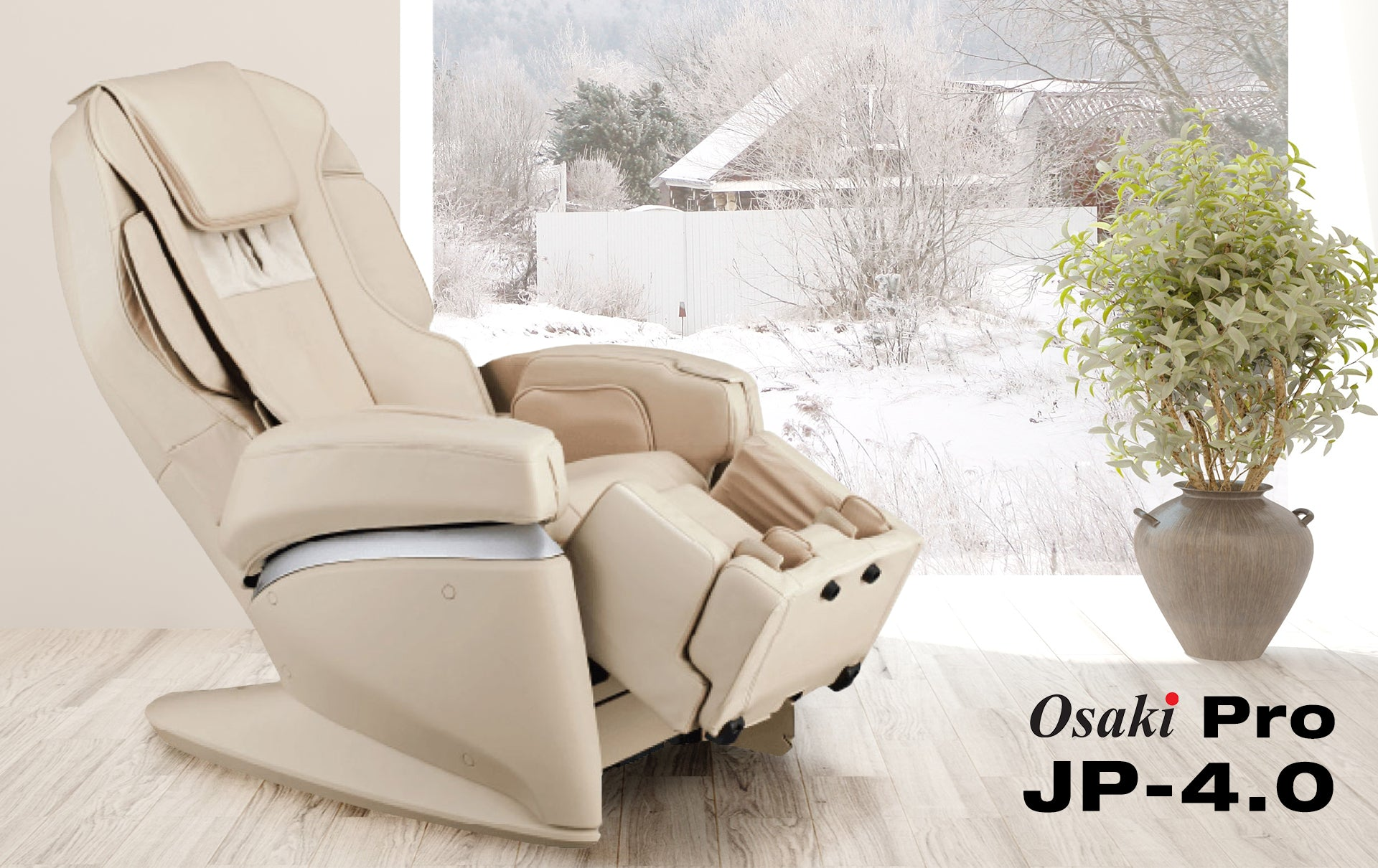 Osaki Pro JP-4.0 Massage chair BANNER