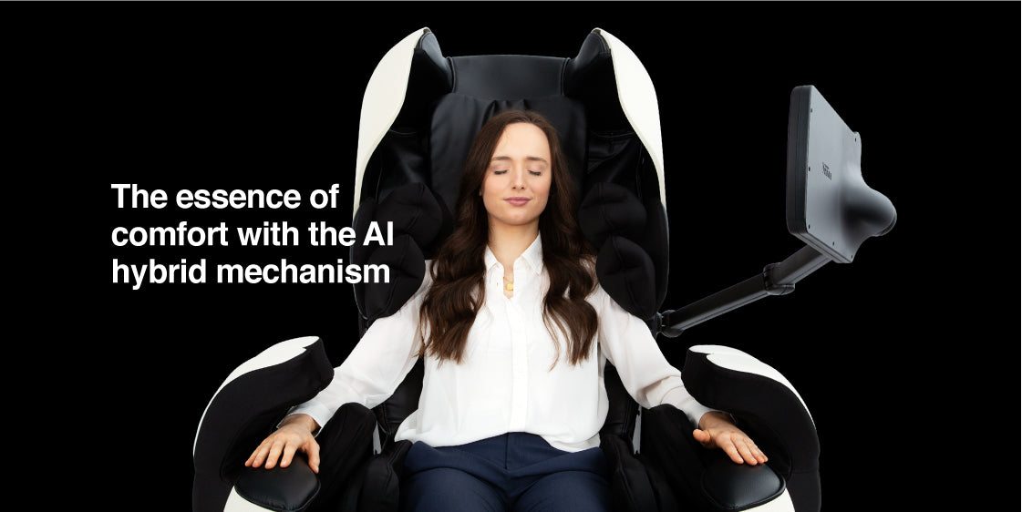 The essence of comfort with the AI hybrid mechanism