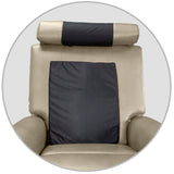 Osaki OLT-C Kneading Massage Lift Chair - Easy Removal Back Cushion