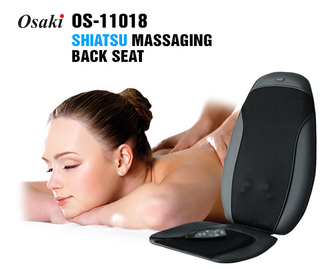 OSAKI OS-11018 Shiatsu Massaging back seat