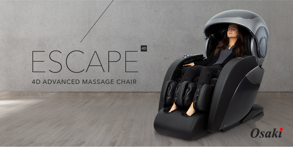 Osaki OS-Pro 4D Escape Massage Chair