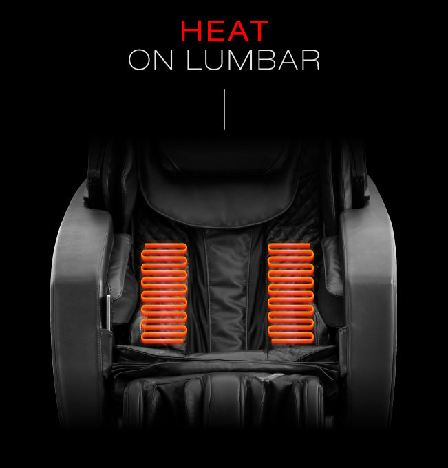 Heat on lumbar