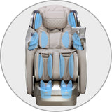 Osaki OS-Pro First Class - Full Body Air bag massage