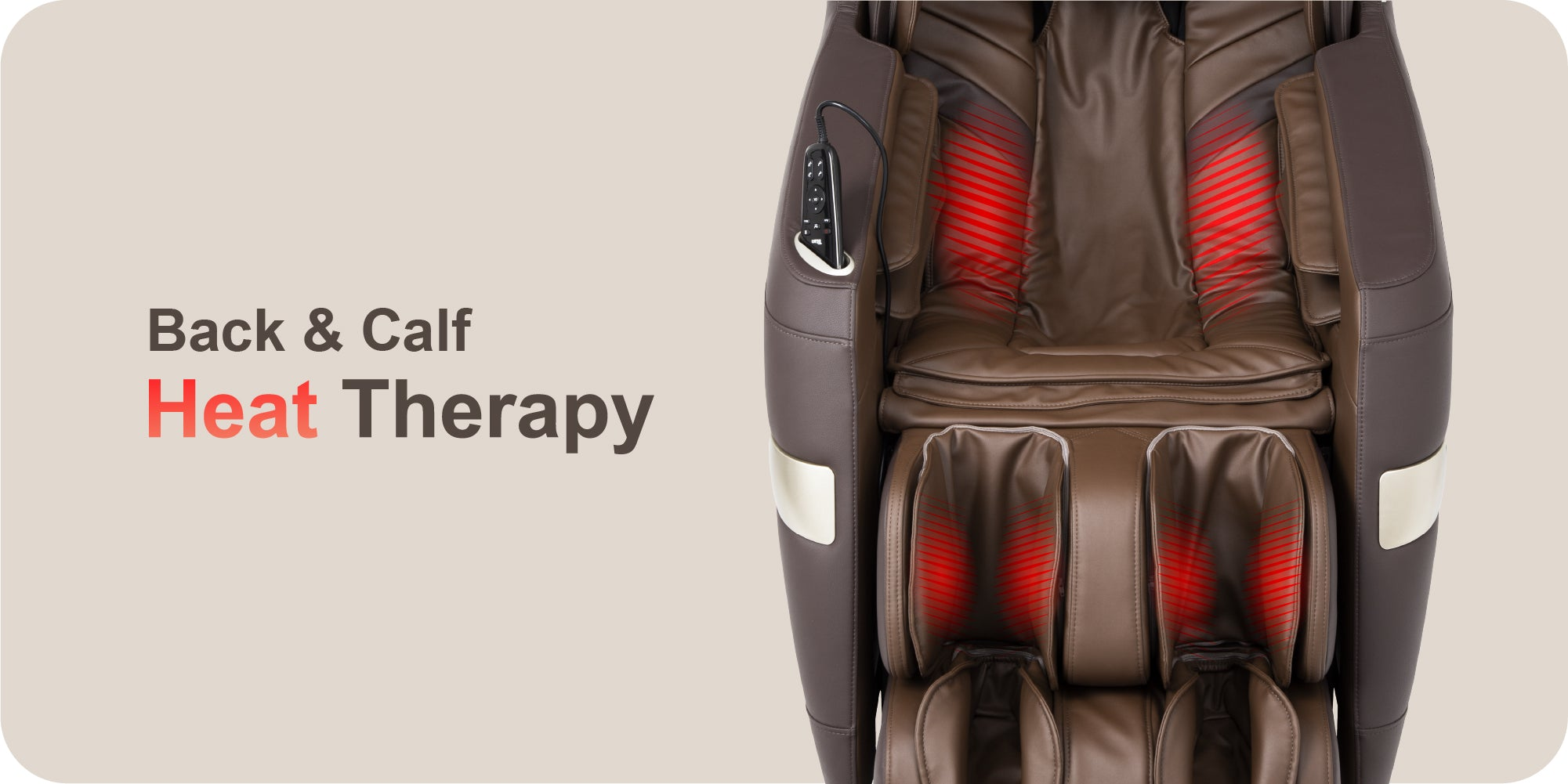 Back Infrared Heating