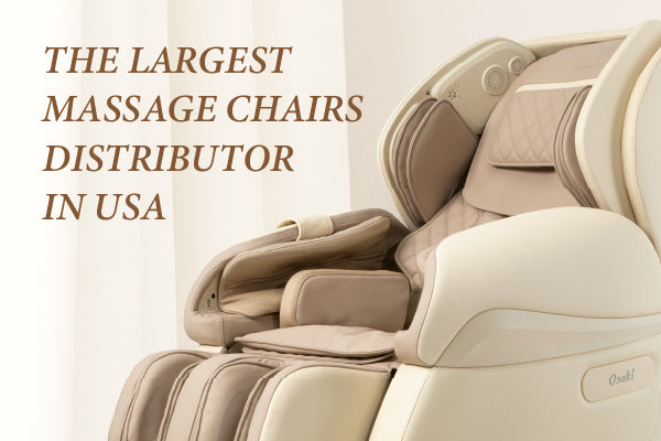 The Largest massage chairs distributor in USA
