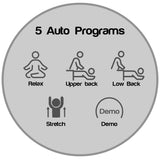 5 Auto Massage Programs