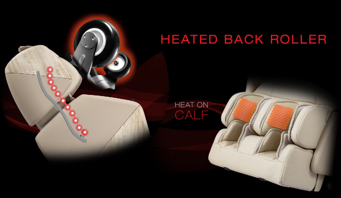 Heated Back Roller
