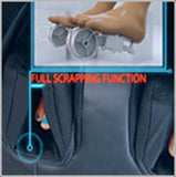 ROLLING & SCRAPPING DUAL ACTION FOOT MASSAGE