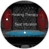 Heat Therapy and Seat Vibration