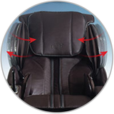 Adjustable Outer Shoulder Massage