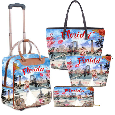 OH Fashion Luggage