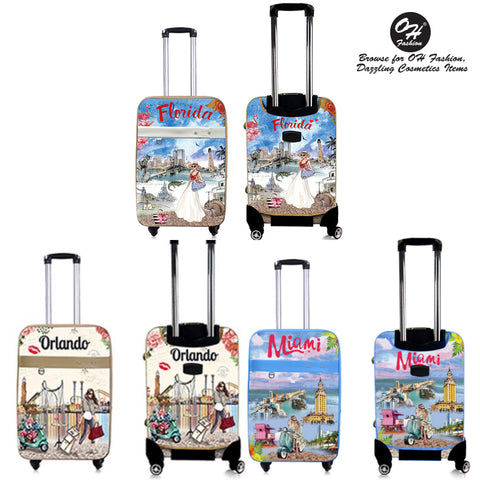OH Fashion Luggage Collection