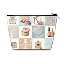 Load image into Gallery viewer, OH Fashion Cosmetic Bag Royal Dress - superfashionwholesaler