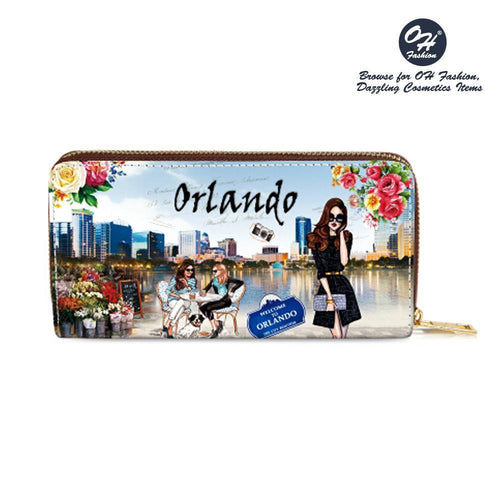 OH Fashion Wallet Magnificent Orlando - superfashionwholesaler