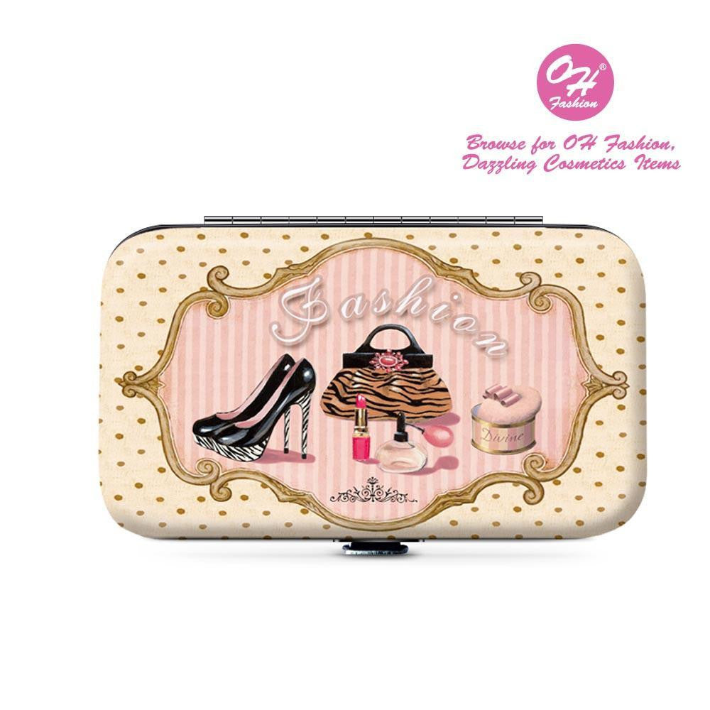 OH Fashion Manicure Set Vintage Queen - superfashionwholesaler