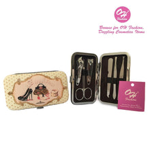 Load image into Gallery viewer, OH Fashion Manicure Set Vintage Queen - superfashionwholesaler