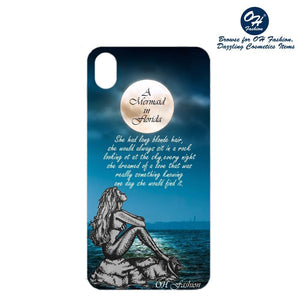 OH Fashion iPhone case X / XS A mermaid in Florida - superfashionwholesaler