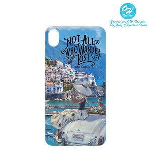 OH Fashion iPhone case X / XS An Extraordinary World - superfashionwholesaler