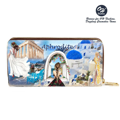 OH Fashion Wallet Aphrodite - superfashionwholesaler