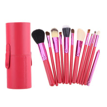 Load image into Gallery viewer, OH Fashion Makeup Brushes Fantasy Pink - superfashionwholesaler