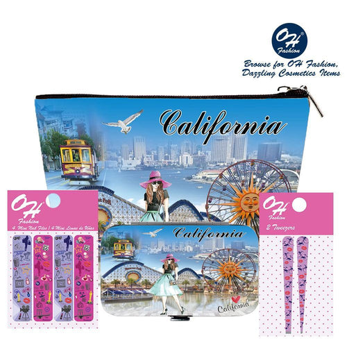 OH Fashion Beauty Set Around California - superfashionwholesaler
