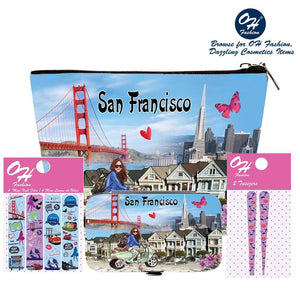 OH Fashion Beauty Set Discover San Francisco - superfashionwholesaler