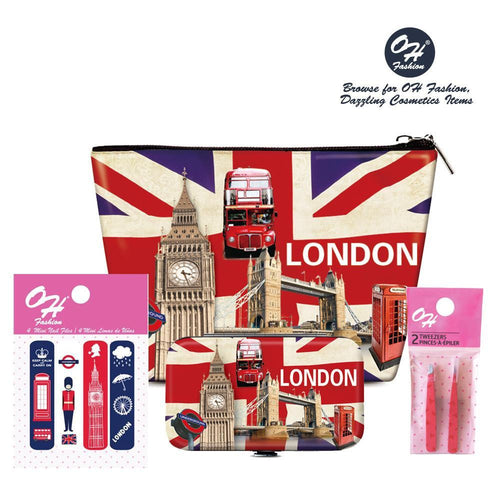OH Fashion Beauty Set London - superfashionwholesaler