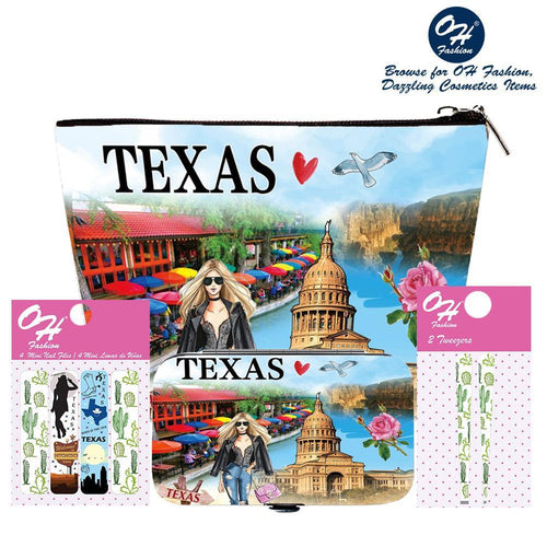 OH Fashion Beauty Set Ranger of Texas - superfashionwholesaler