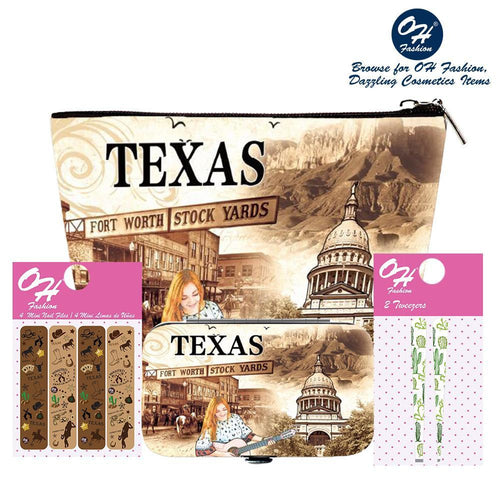 OH Fashion Beauty Set The Beauty of Texas - superfashionwholesaler