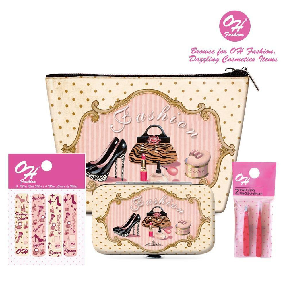 OH Fashion Beauty Set Vintage Queen - superfashionwholesaler