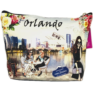 OH Fashion Cosmetic Bag Magnificient Orlando