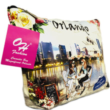 Load image into Gallery viewer, OH Fashion Cosmetic Bag Magnificient Orlando