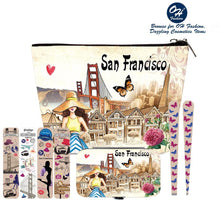 Load image into Gallery viewer, OH Fashion Beauty Set Beautiful San Francisco - superfashionwholesaler