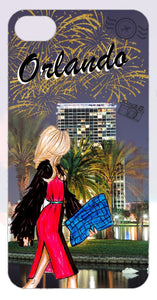 OH Fashion iPhone case X / XS Glorious Orlando - superfashionwholesaler