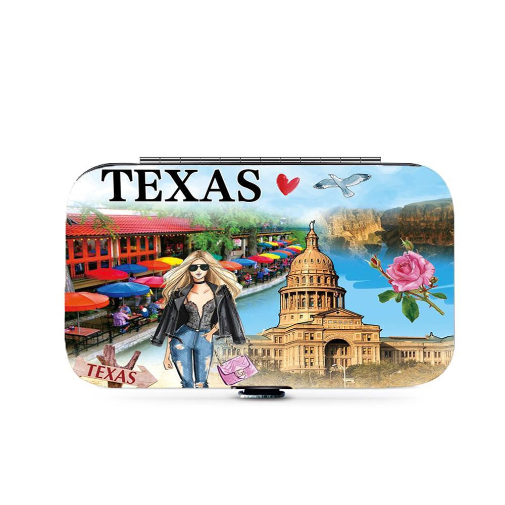 OH Fashion Manicure set Ranger of Texas - superfashionwholesaler