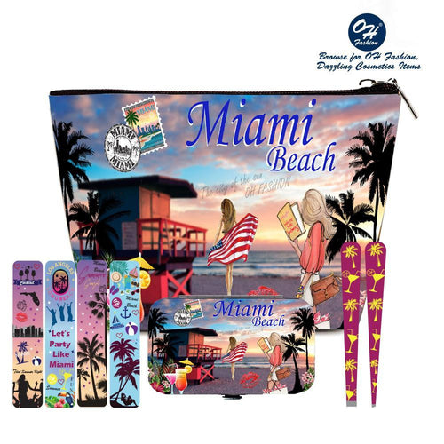 OH Fashion Beauty Set Miami Beach - superfashionwholesaler